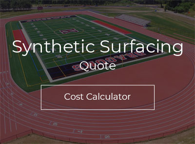 Synthetic Surfacing Quote