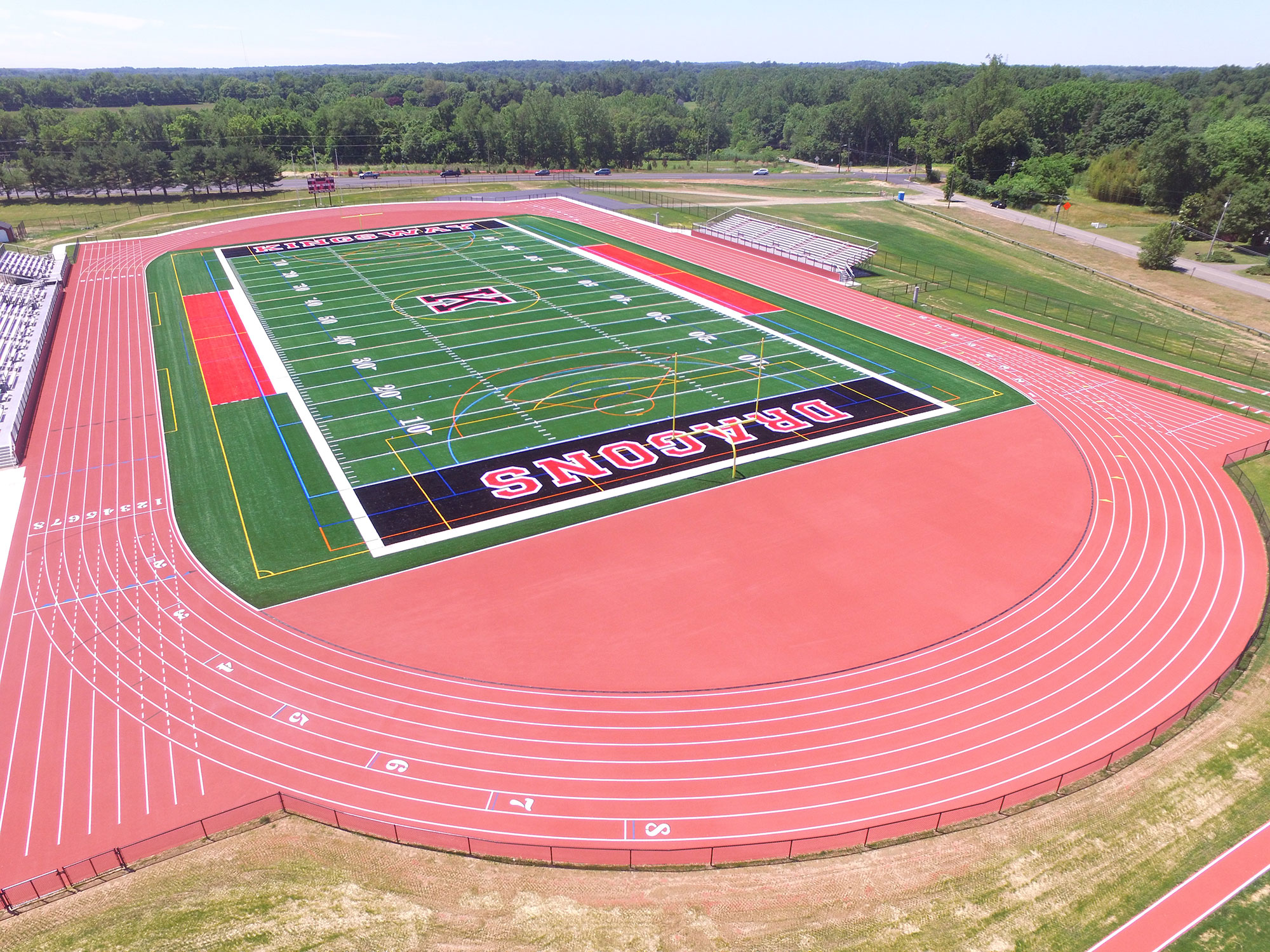 Kingsway Regional High School Track And Field