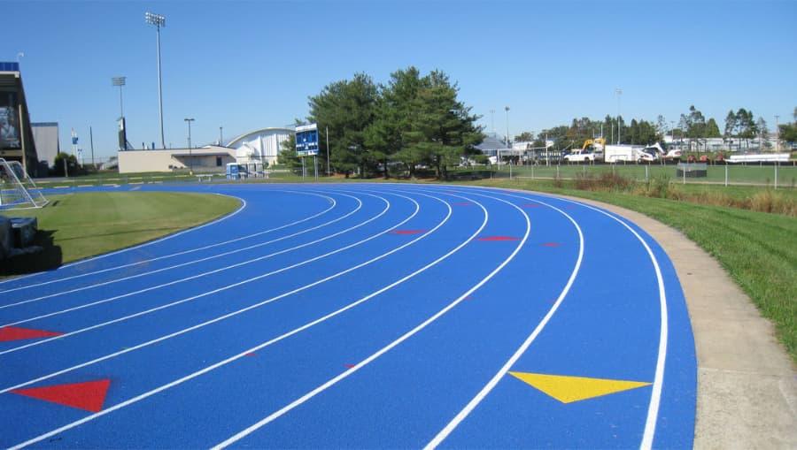 University of Delaware Running Track